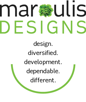 maroulisdesigns.com - design. diversified. development. dependable. different.